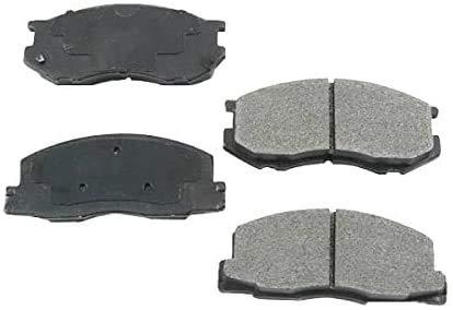 スズキ ツイン(EC22S) ワゴンR(MC11S MC12S MC21S MC22S MH21S) Kei スイフト(HN11S HN12S HN21S HN22S) フロント ブレーキパッド 左右セット 55810-58J00 55810-74G00 55810-74G01