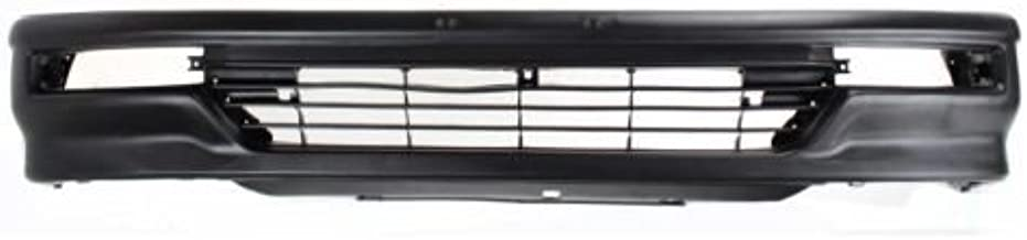 Perfect Fit Group 1414 - Civic Front Bumper Cover, Textured, Usa Built, Hatchback