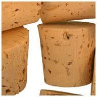 WidgetCo Size 13 Cork Stoppers Tapered XXXX Gorgeous Natural Grade Year-end gift