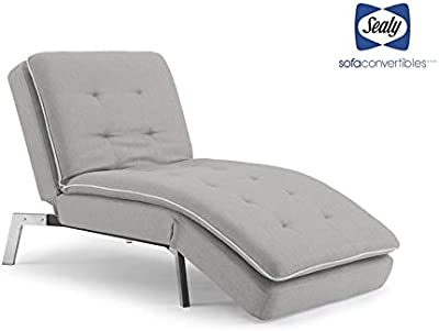Amazon.com: Hebel Modern Tufted Chaise Longue Sofa Indoor ...