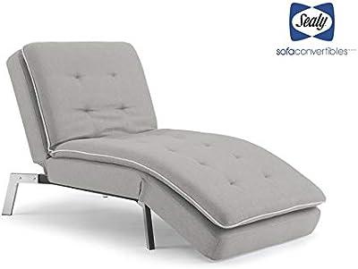 Amazon.com: Hebel Modern Tufted Chaise Longue Sofa Indoor ...