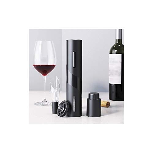 Decantador de vino de cristal hecho a mano, Abridor de vinos eléctricos,...
