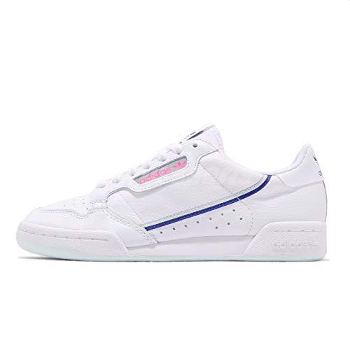 adidas Damen Continental 80 W Sneaker Weiß, 36