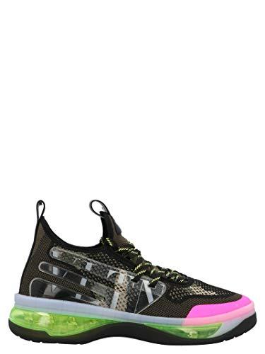 Valentino Luxury Fashion Herren TY2S0D01SPQ39T Schwarz Sneakers | Frühling Sommer 20