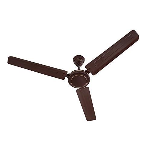 Usha Diplomat 1200 mm 74-Watt Ceiling Fan (Rich Brown)