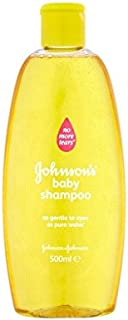 金シャンプー500ミリリットル (Johnson's Baby) (x 4) - Johnson's Baby Gold Shampoo 500ml (Pack of 4) [並行輸入品]