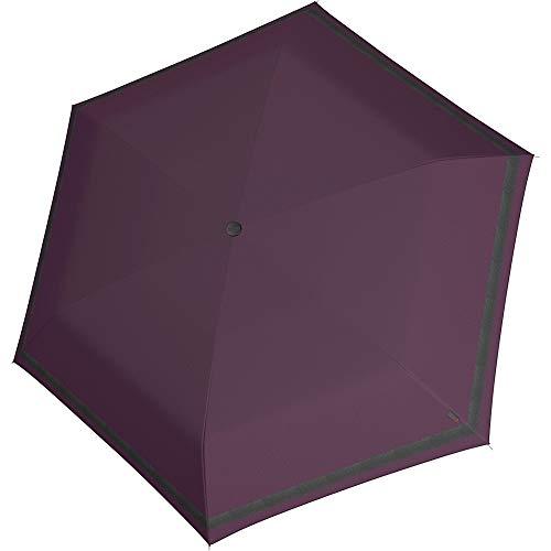 Knirps TS.010 Taschenschirm Slim Small Manual Solids, Violett
