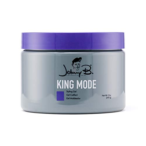 Johnny B King Mode Styling Gel 12 Oz