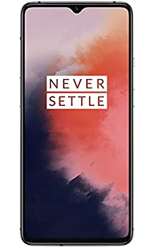 OnePlus 7T HD1907 4G LTE US Version 128GB Frosted Silver - GSM Unlocked for T-Mobile