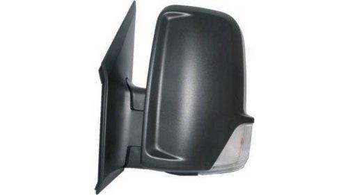 Miroir rétroviseur complet gauche MB Sprinter (06=>12) manuel convexe clignotant
