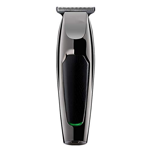 Draagbare oplaadbare tondeuse Electric Cordless Mini Hair Trimmer Pro Haar Scherpe Machine Baardtrimmer For Men Barber