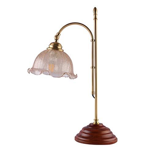 Lámpara de mesa Lámpara de escritorio rústica ajustable, estilo industrial lámpara de tarea de metal lámpara de trabajo de la lámpara de lectura de la lámpara de lectura de la lámpara de estudio con l