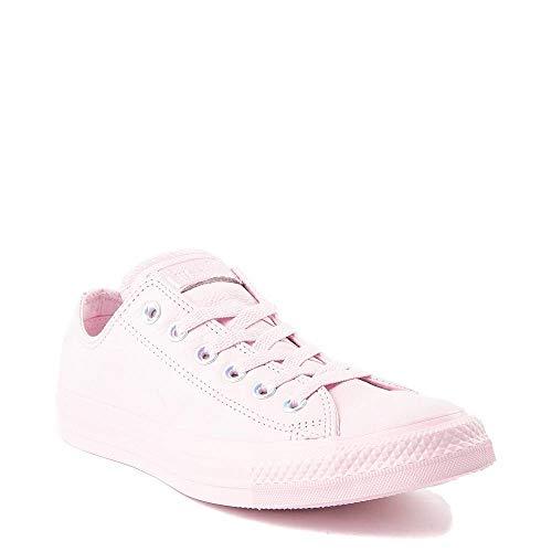 Converse Taylor All Star OX, Chucks, Hohe Sneaker, für Erwachsene, unisex, Pink - Lo Leather Pink 9656 - Größe: 39 EU