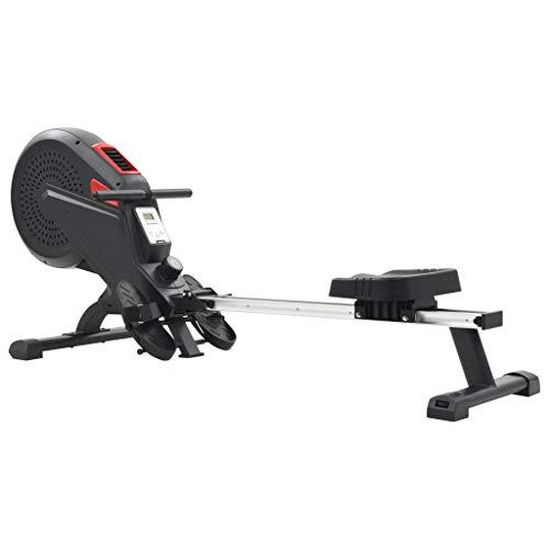 vidaXL Rudergerät Rudermaschine Fitnessgerät Trainingsgerät Ruderzugmaschine