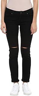 AMERICAN CREW Women's Slim Fit Jeans