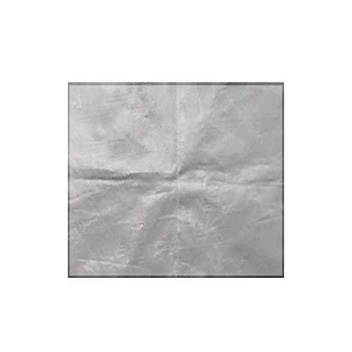 DELITLS Tapis ignifuge, protection de sol pour barbecue, tapis de protection résistant à la chaleur pour jardin, jardin, pelouse, terrasse, barbecue (taille : 80 x 80 cm)