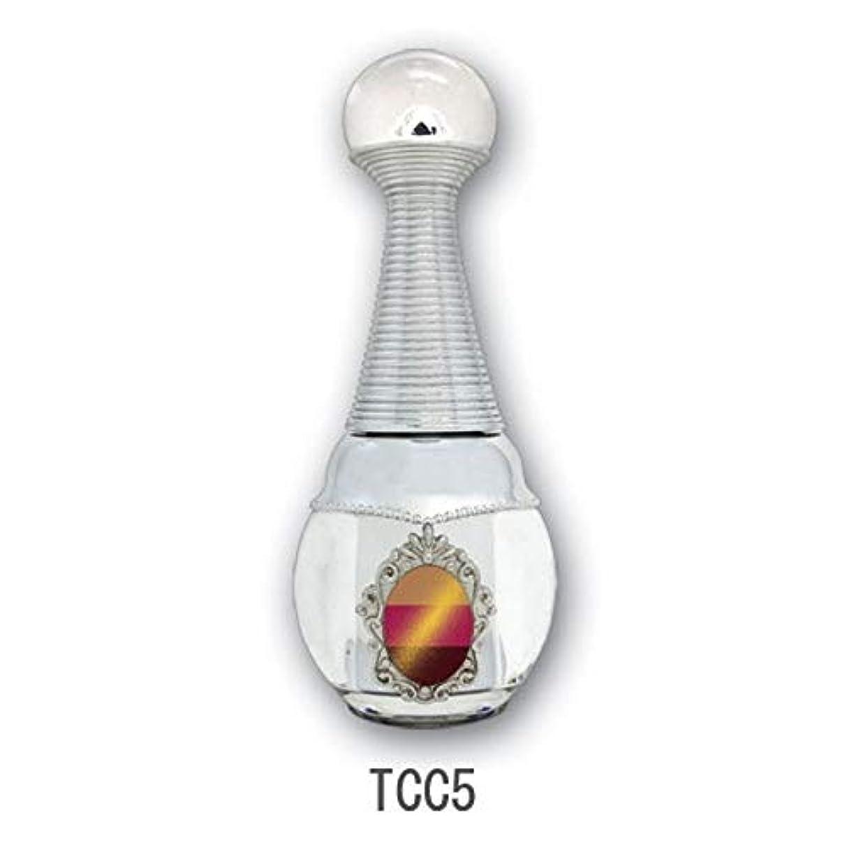 要件オーガニック防衛KENZICO (ケンジコ) Triple Cat's Eye Gel 【TCC5】 トリプルキャッツアイ 10m プロ用 3つの色に変わる キャッツアイジェル