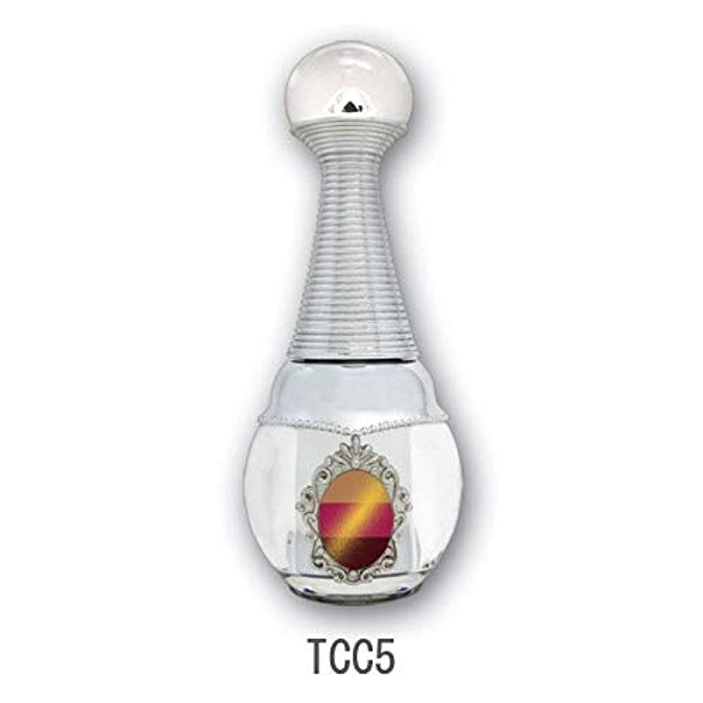 弾性未就学無臭KENZICO (ケンジコ) Triple Cat's Eye Gel 【TCC5】 トリプルキャッツアイ 10m プロ用 3つの色に変わる キャッツアイジェル