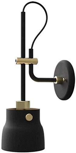 BBG Lichter für die Wand, Wandleuchte Bauernhaus Schlafzimmer Badezimmer Küche Hochtemperatur-Leuchte Lampenkopf Metall 48 × 26,5 cm Wandleuchten, Wandleuchten,