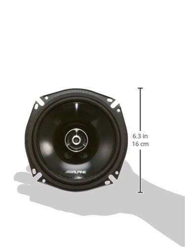 アルパイン(ALPINE)2ウェイスピーカーコアキシャル17cmSTE-G170C