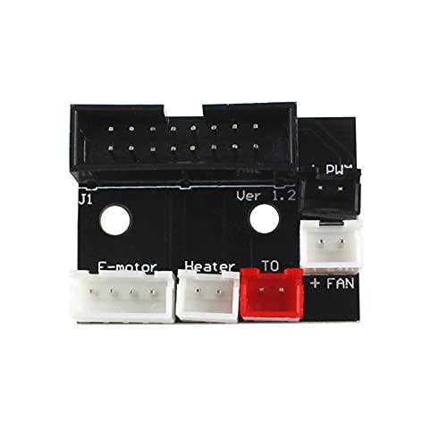 OverTop WanHao D6 V1.2 Adapter Board Compatible I3Plus MK2/D9/D6 PLUS For 3D Printer Part