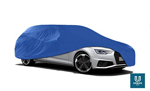 The Urban Company - Funda de coche para interior para Ferrari F12 en color azul, transpirable, suave