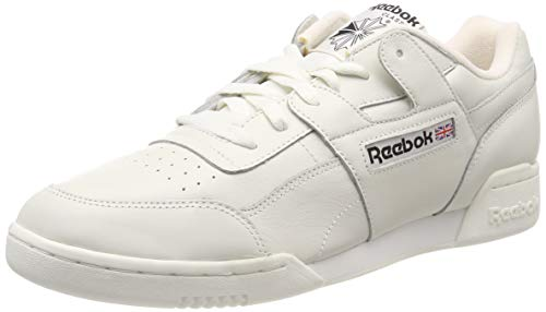 Reebok Workout Plus Mu, Zapatillas de Deporte para Hombre, Multicolor (Vintage/Chalk/Black 000),...