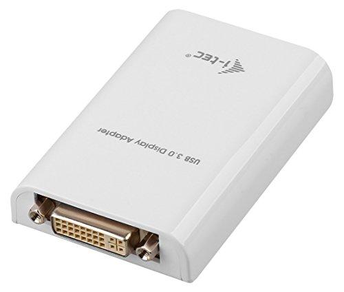 i-tec USB 3.0 Display Adapter mit HDMI Adapter und VGA Adapter (Advance DVI, Full HD+, 2048 x 1152 Px, Externe Monitor Grafikkarte)