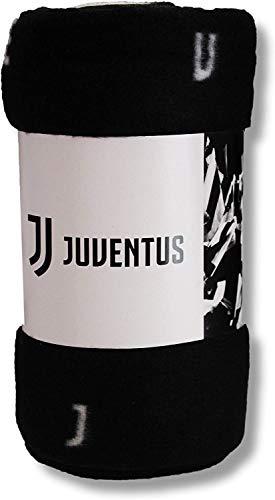 Juventus Fleecedecke, 150 x 210 cm, offizielles Produkt