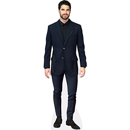 Celebrity Cutouts Darren Criss (Black Suit) Taille Mini