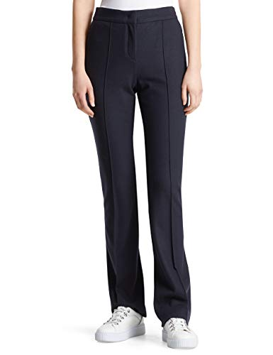 Marc Cain Collections Damen MC 81.21 J42 Hose, Blau (Midnight Blue 395), W27/L32(Herstellergröße: 3)