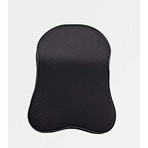 XQRYUB Auto-Nackenkissen Memory Foam Kopfstütze Verstellbares Auto-Kopfstützenkissen Travel Neck Cushion Support Holder Sitzkissen