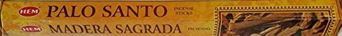 毒液トリッキー外部Palo Santoクリア負Energy Incenseアロマセラピー裾スティック20パック ISH20PALOx1