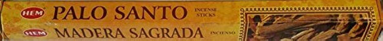 スカート優先実証するPalo Santoクリア負Energy Incenseアロマセラピー裾スティック20パック ISH20PALOx1