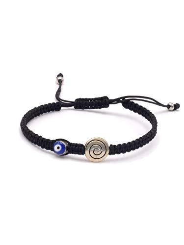 Bracelet de lAmitié BENAVA Nazar Boncuk - Œil turque - Coule