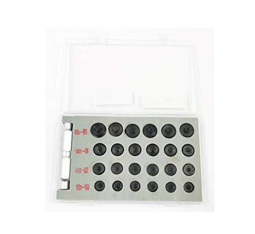 HHIP 3601-0513 25 Piece 1/2-13, 5/8-11, 3/4-10, 9/16-12 Transfer Screw Set