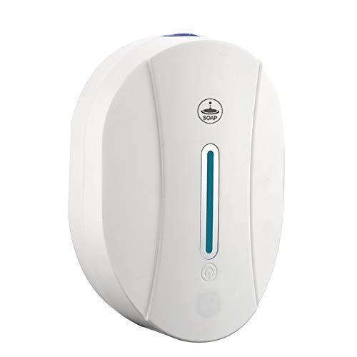 ZZALLLDispensador automático de desinfectante para Manos Dispensador de jabón montado en la Pared 550ML