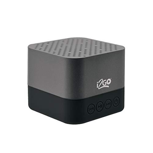 Caixa De Som Bluetooth Mini Power Go 3W RMS - I2go (I2GO0) Basic