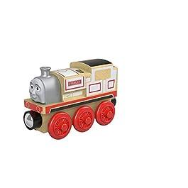 Il Trenino Thomas – Locomotiva Stanley Treno in Legno Giocattolo, FHM31