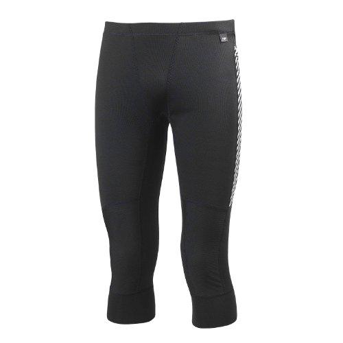 Helly Hansen Dry Boot to sous vêtement Technique 3/4 Homme, Noir, FR : XXL (Taille Fabricant : 2XL)