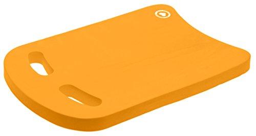 VIAHART Adult Swimming Kickboard (Orange, Pack of 1)