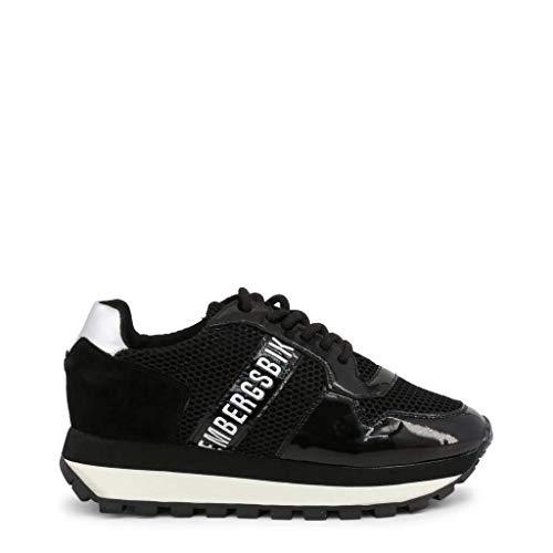 Bikkembergs Sneaker Fend-ER_2087-MESH Mujer Color: Negro Talla: 41