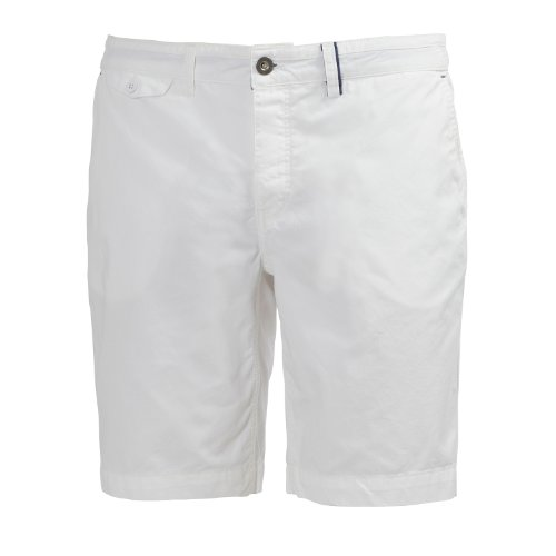 Helly Hansen HH Bermuda Shorts Homme, Blanc, FR : 46 (Taille Fabricant : 36)
