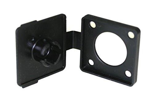 Drehmeister Tankdeckel viereckig M22 für HK-flach, LPG Autogas GPL