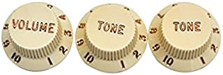 Best aged guitar knobs Reviews