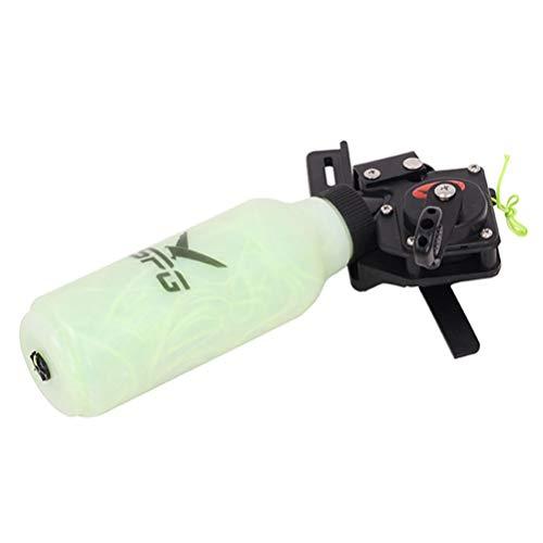 BESPORTBLE Bogenfischen Spincast Rolle für Compoundbogen Und Recurve Bogenschießen Werkzeug Fischjagd Bogenfischen Angelgerät Kessel