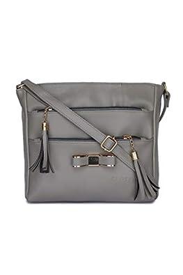 GLOSSY Girls' Sling Bag (uf777090_Khaki)