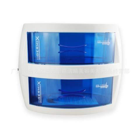 VAVCI® Esterilizador UV Profesional Germicida Bactericida para Peluquería Manicura Dos Bandejas Peluquería Salón