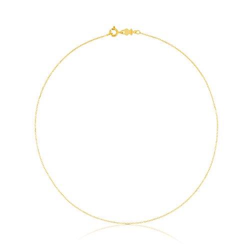 TOUS Collar cadena Mujer oro amarillo - 714000450