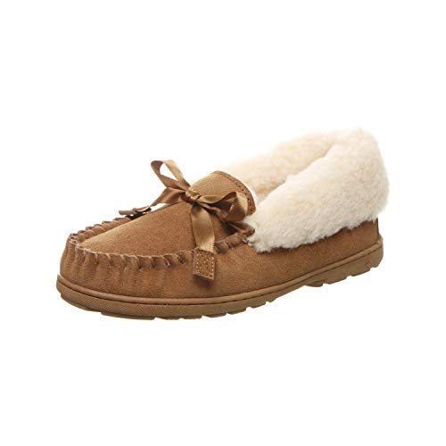BEARPAW Women's Indio Hickory Slipper Size 8